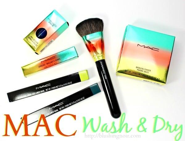 MAC Wash & Dry