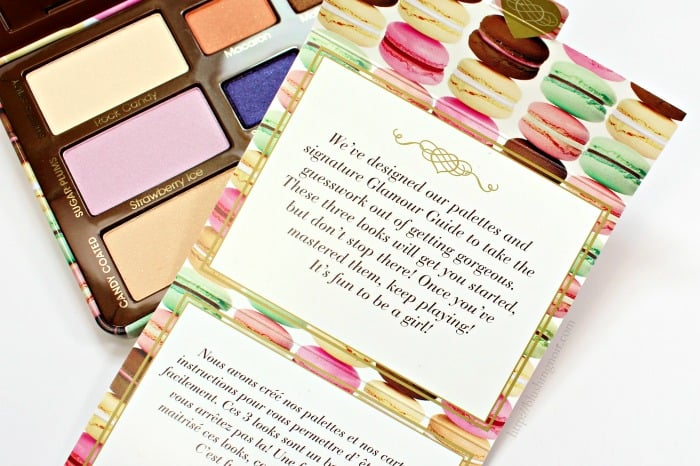 Too Faced Sugar Pop Glamour Guide
