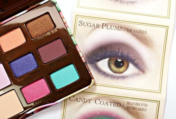 Too Faced Sugar Pop Palette Sugar Plums