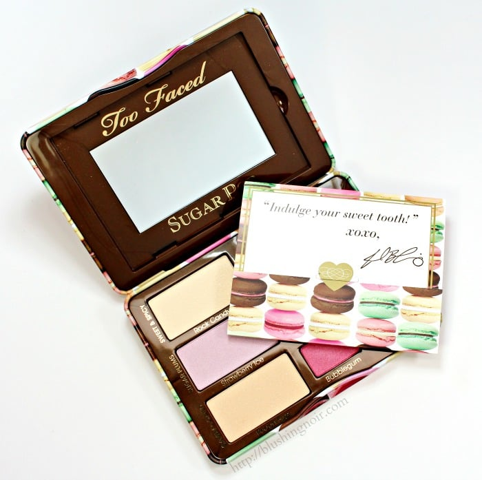 Too Faced Sugar Pop guide