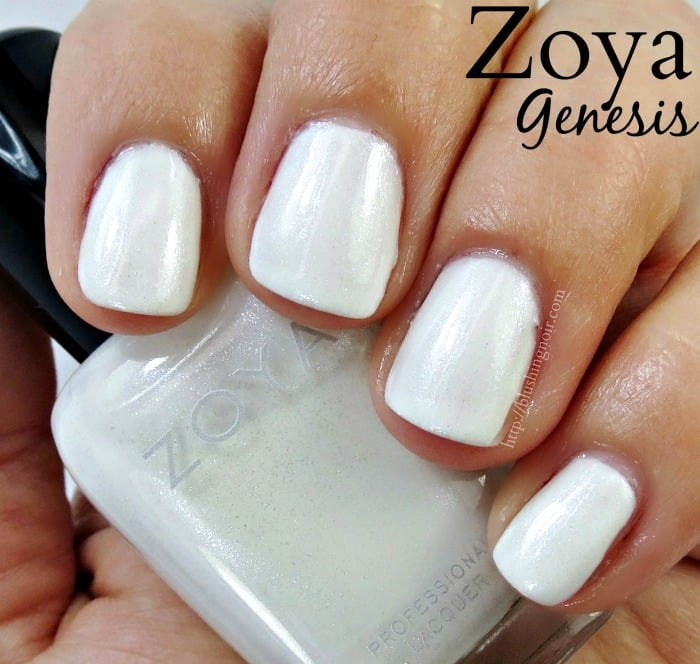 Zoya Genesis Nail Polish Swatches