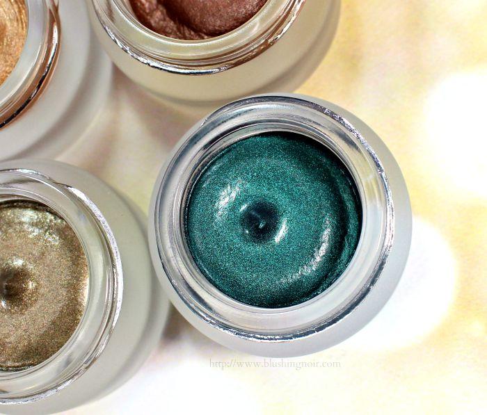 Charlotte Tilbury Cleopatra Cream Eyeshadow Swatches