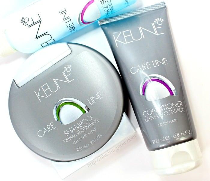 Keune Hair Shampoo Conditioner Review