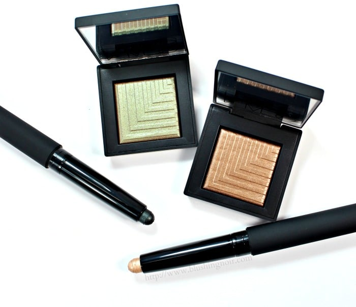 NARS Fall 2015 Makeup Swatches Review