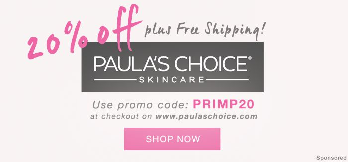 Paula's Choice Coupon Code