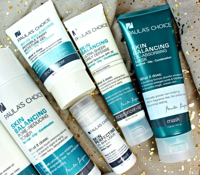 Paula's Choice Skin Balancing Moisturizer Review