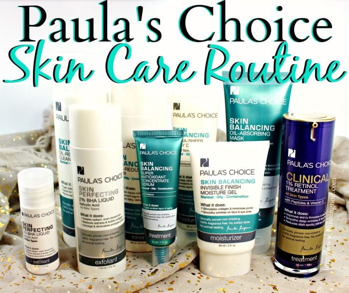 Paula's Choice Skin Care Routine
