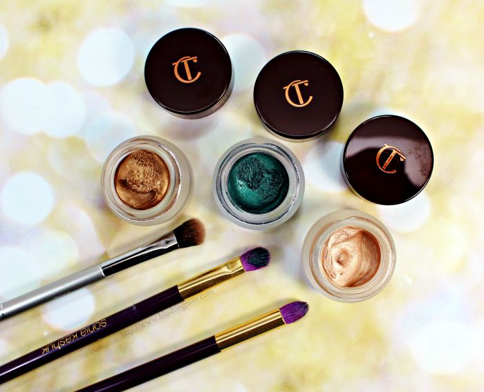 Charlotte Tilbury Eyes to Mesmerise eye look