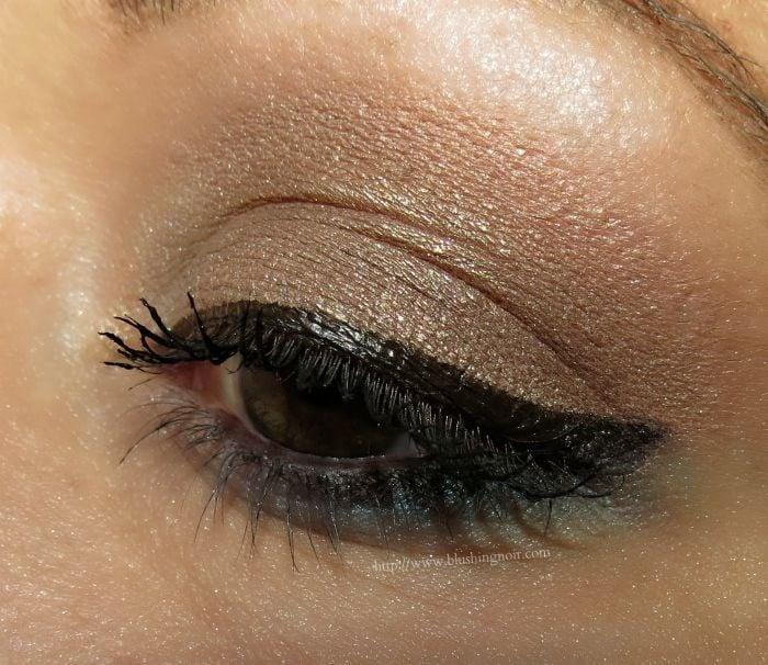 Dior Contraste Horizon Eye Look
