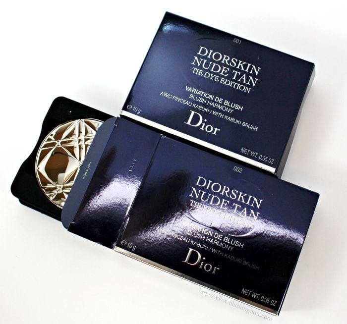 Diorskin Tie Dye Edition Blush Harmony