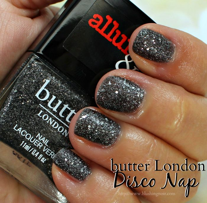 butter London Disco Nap Nail Polish Swatches
