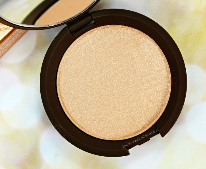 Becca Jaclyn Hill Champagne Highlighter review