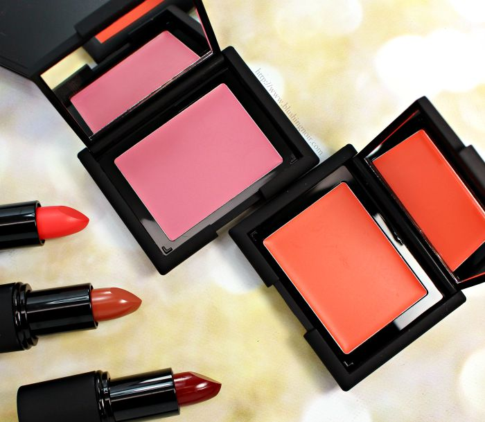 Sleek Creme to Powder Blush Swatches Review