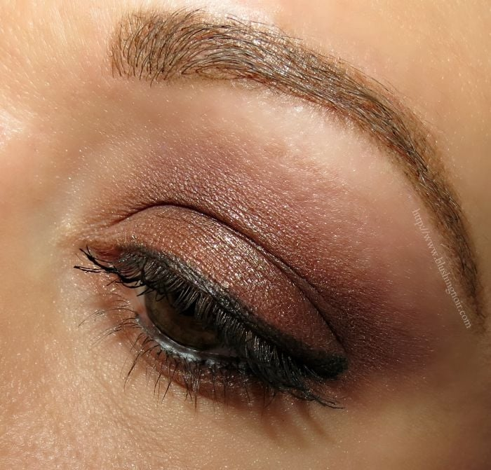 Sleek i-Divine Eye Shadow Palette eye look