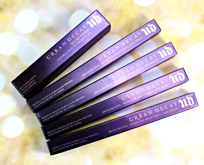 Urban Decay Brow review