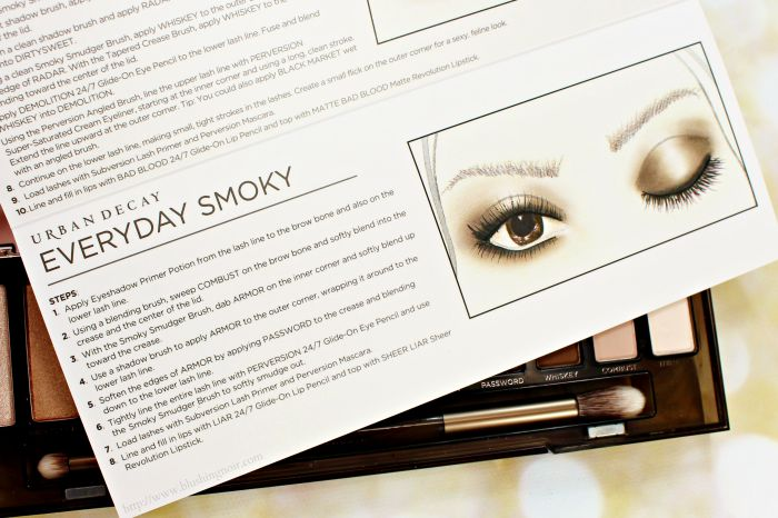 Urban Decay Naked Smoky Everyday Smoky