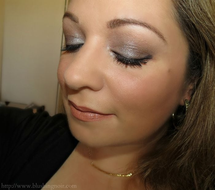 Urban Decay Naked Smoky FOTD #NakedSmoky