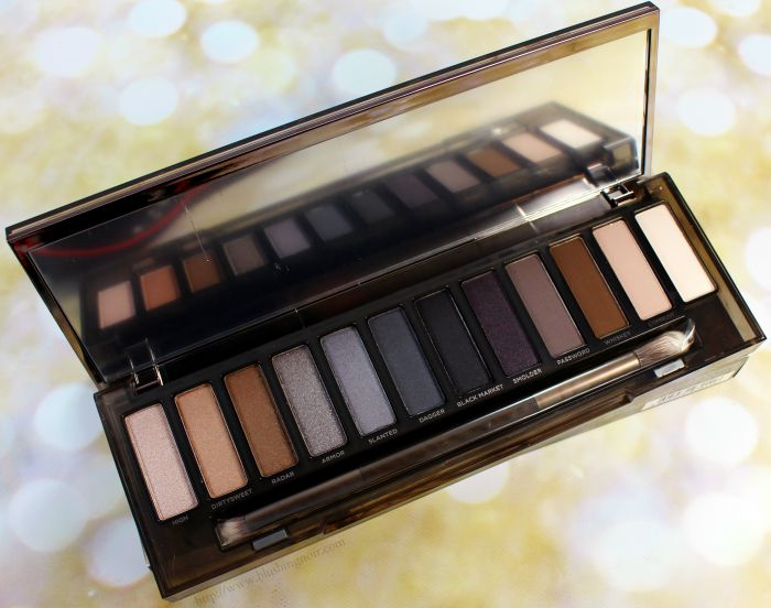 Urban Decay Naked Smoky Palette #NakedSmoky