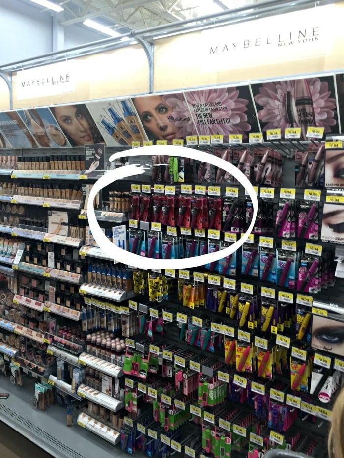 Maybelline #FalsiesPushUpDrama Walmart