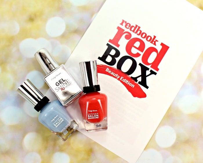 Sally Hansen Complete Salon Manicure Redbook