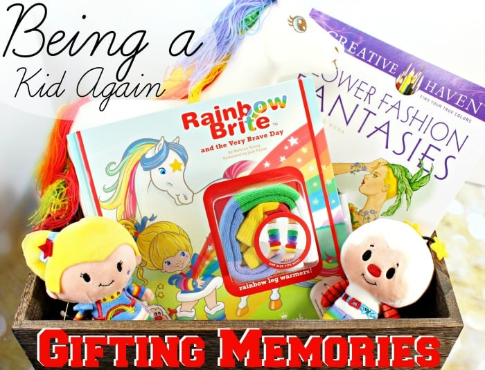 Being a Kid again gifting memories hallmark