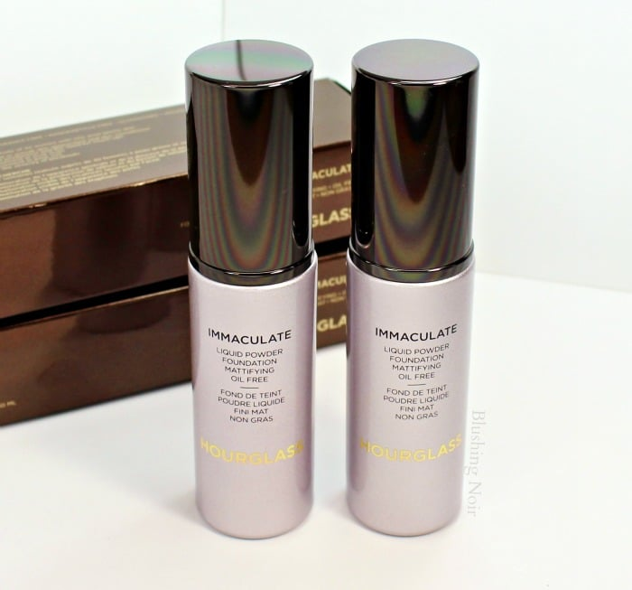 Hourglass Immaculate Foundation review photos