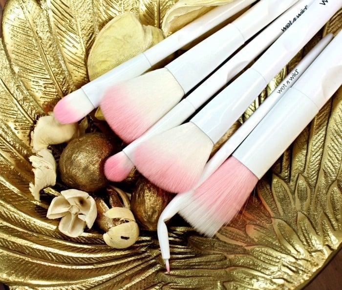 wet n wild makeup brushes brush review