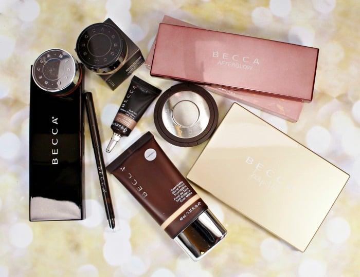 Becca Cosmetics Haul