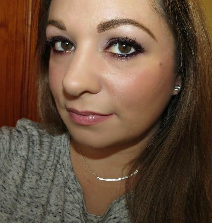 Chanel Holiday makeup FOTD