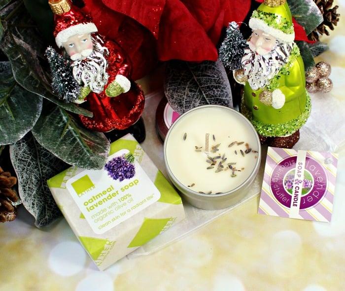 LATHER Holiday Gift Set