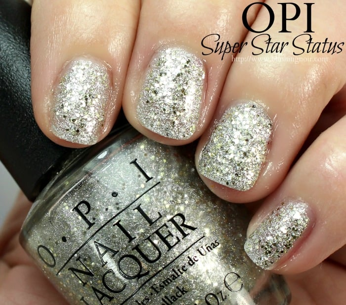 OPI Super Star Status Nail Polish Swatches