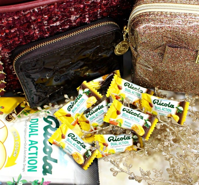 Ricola® Dual Action Honey Lemon drops