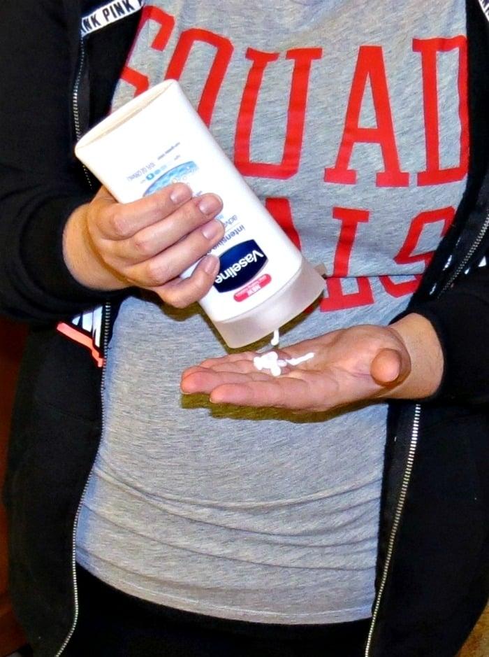 Vaseline Intensive care hand cream