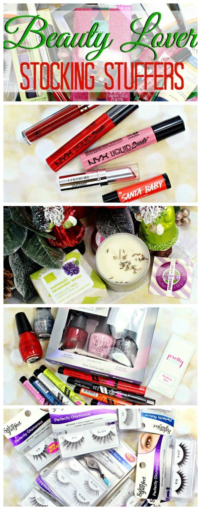 beauty lover stocking stuffer ideas
