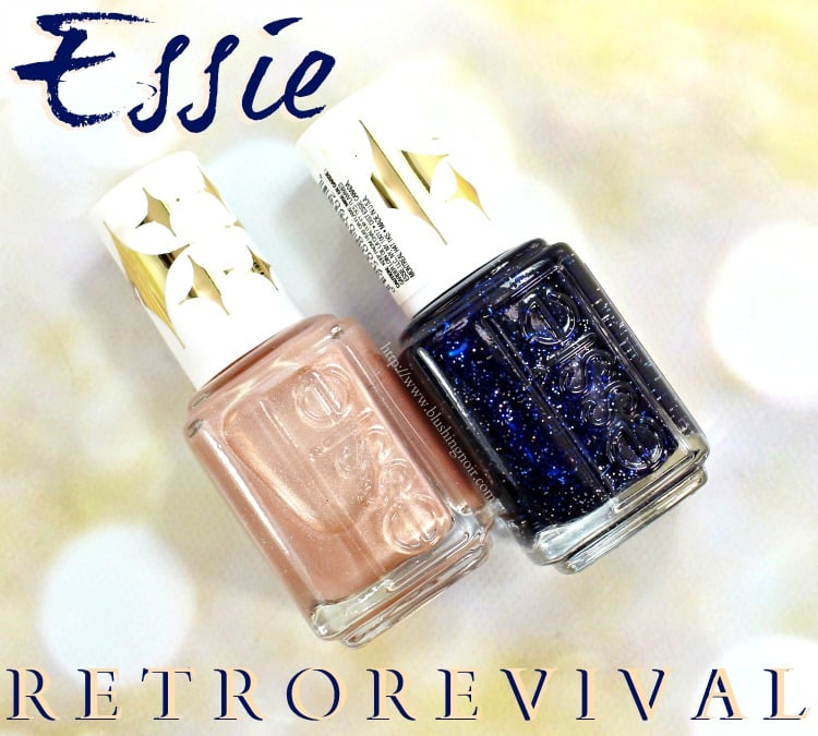 Essie Retro Revival Nail Polish swatches review