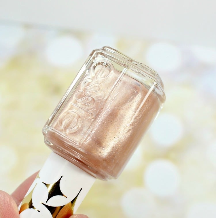 Essie Sequin Sash Nail Polish review