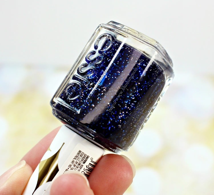Essie Starry Starry Night Nail Polish swatches review