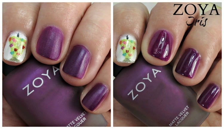 Zoya Iris Nail Polish Swatches