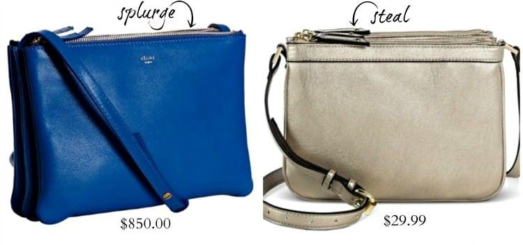 Celine handbag savings deals