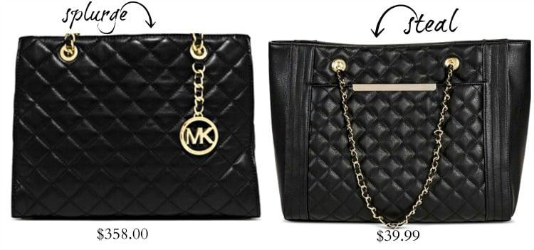 Michael Kors handbag deals savings