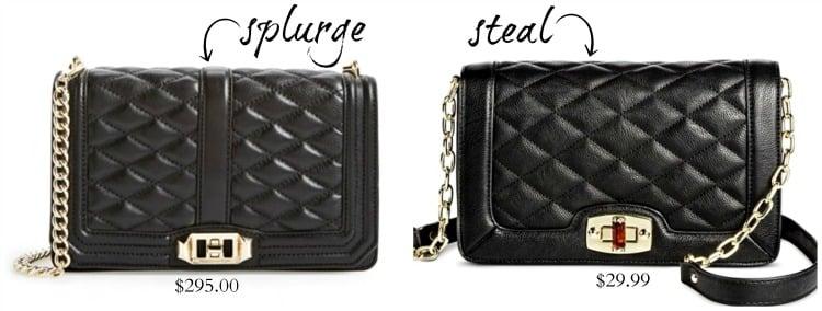 Rebecca Minkoff designer discount handbag options