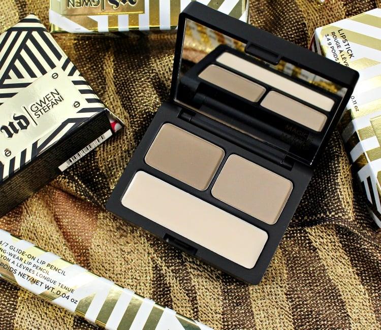 UD Gwen Stefani Bathwater Blonde Brow Box powders wax