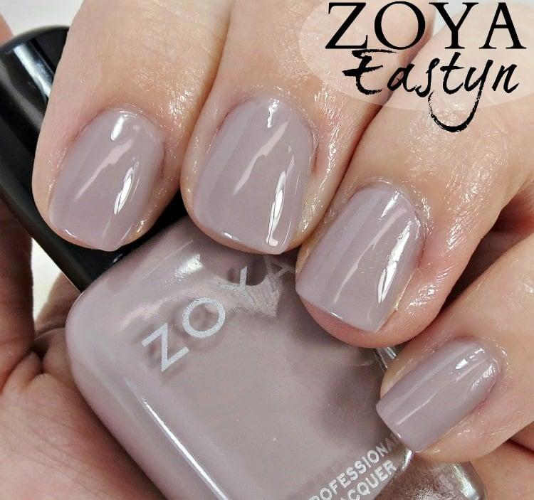 Zoya Eastyn Nail Polish Swatches