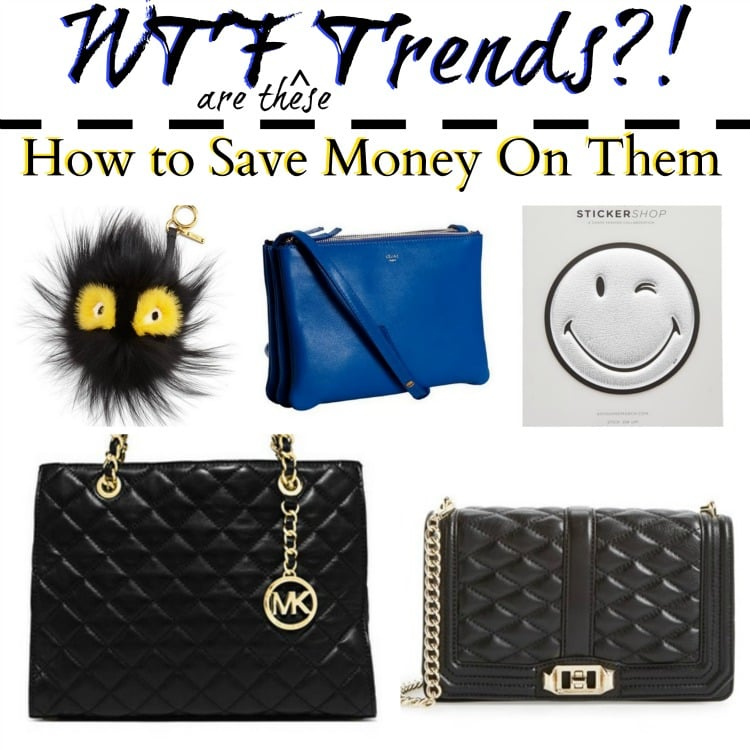 save money on fashion trends