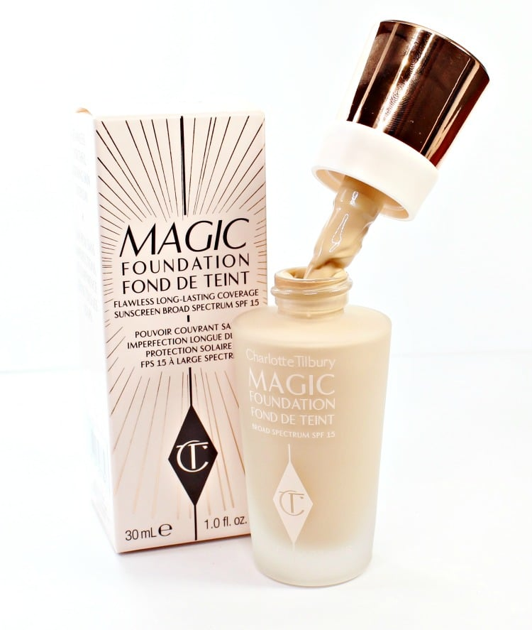 Charlotte Tilbury Magic Foundation Flawless Long-Lasting Coverage review