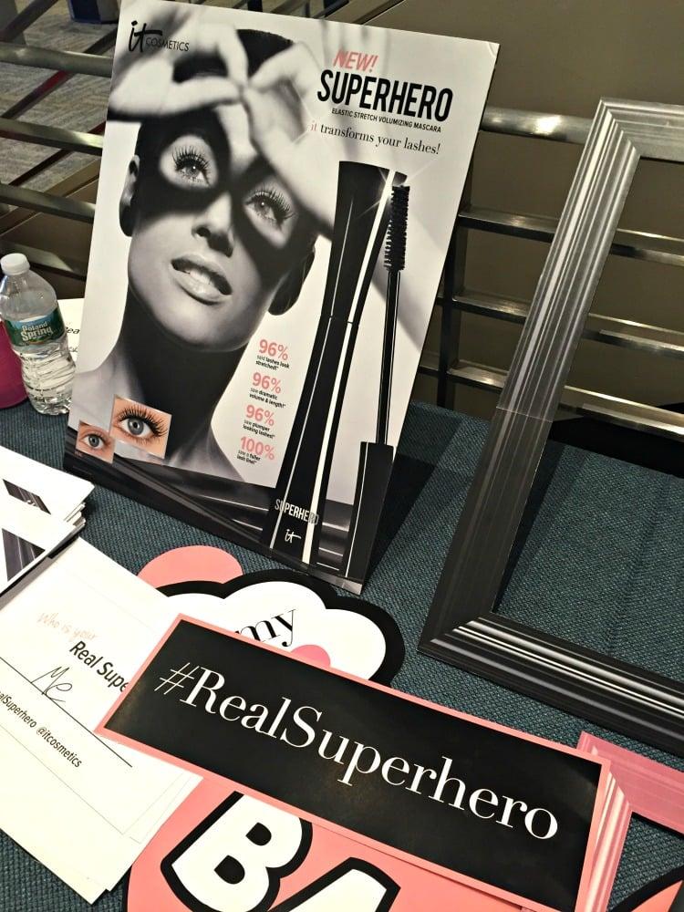 IT Cosmetics #RealSuperhero QVC Live Show