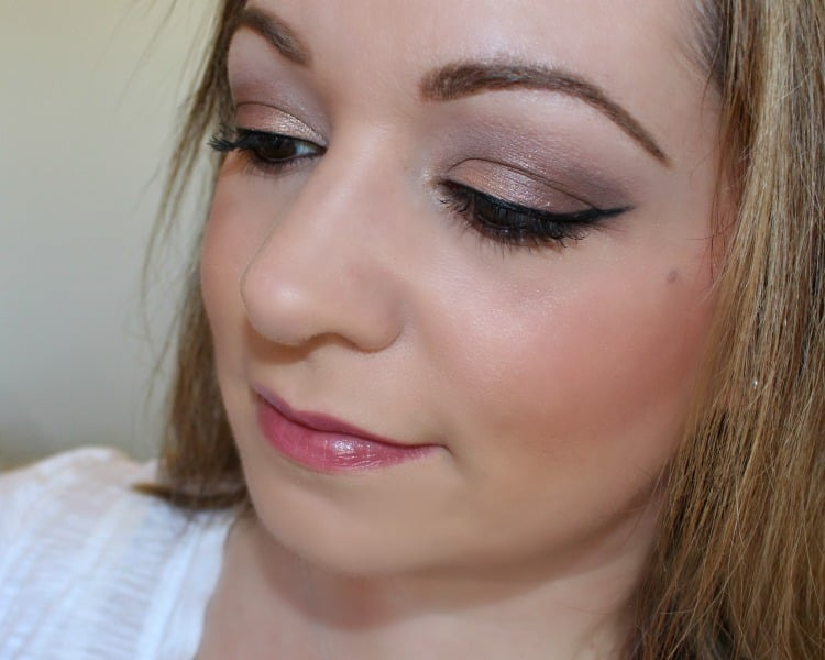 LORAL Infallible fotd