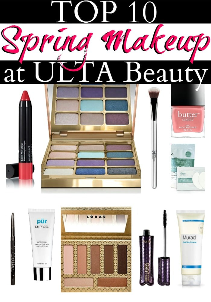 top 10 spring makeup at ulta beauty 21 days of beauty sale