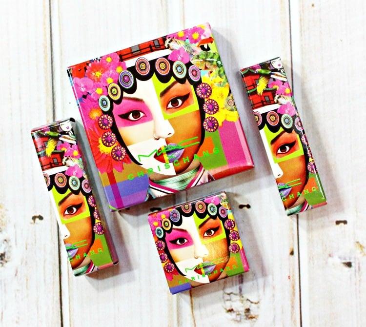MAC Chris Chang makeup collection