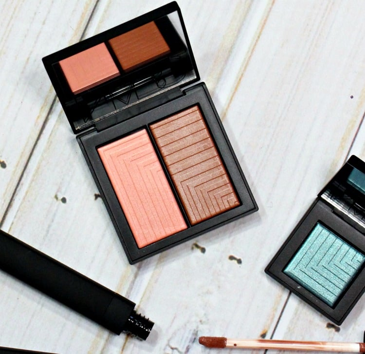 NARS Liberation Dual-Intensity Blush swatches review